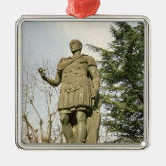 Estatua de Julio César Ornamento Para Reyes Magos