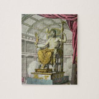 Estatua de Júpiter en un templo, del 'dei R de Cos Rompecabeza
