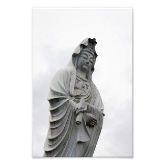 Estatua de Kannon de Takasaki Fotografía