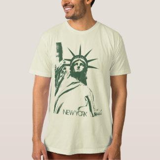 Estatua de la camisa de Nueva York de los hombres