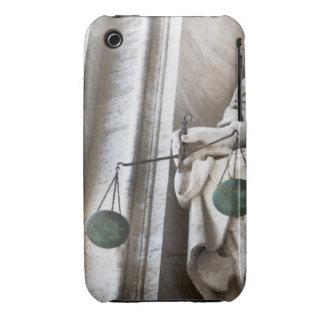 Estatua de la Ciudad del Vaticano Case-Mate iPhone 3 Protectores