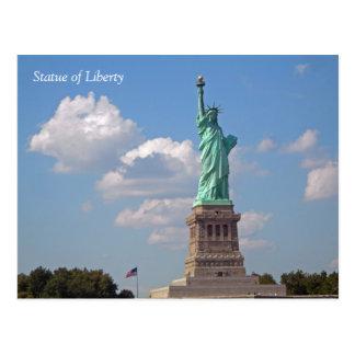 Estatua de la libertad 002 postal