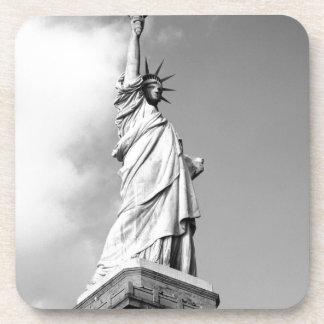 Estatua de la libertad 14 posavaso