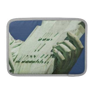 Estatua de la libertad 2 fundas MacBook