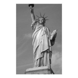 Estatua de la libertad 3  papeleria de diseño