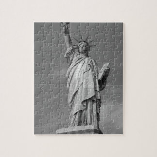Estatua de la libertad 3 puzzles con fotos