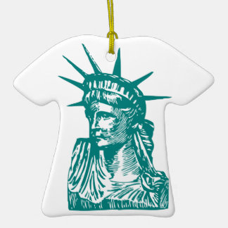 Estatua de la libertad/de señora Liberty Adorno Para Reyes