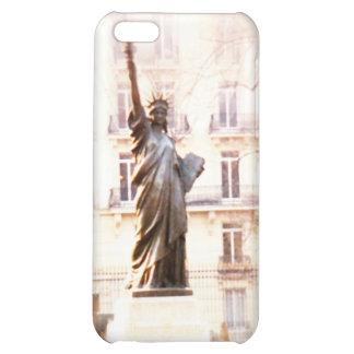 Estatua de la libertad del caso del iPhone 4 de Pa