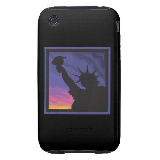 Estatua de la libertad iPhone 3 tough protector