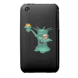 Estatua de la libertad Case-Mate iPhone 3 carcasa