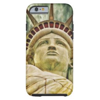 Estatua de la libertad funda para iPhone 6 tough