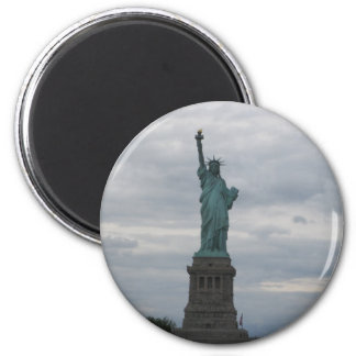 Estatua de la libertad iman para frigorífico