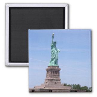Estatua de la libertad - imán a la vista