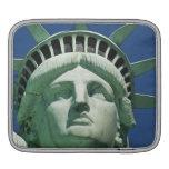 Estatua de la libertad manga de iPad