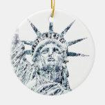 Estatua de la libertad New York City Adornos