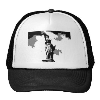 Estatua de la libertad New York City Gorras