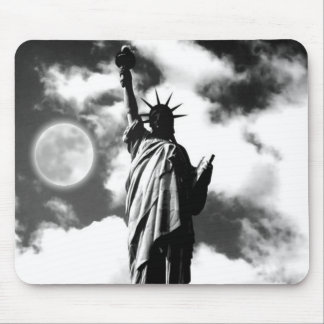 Estatua de la libertad New York City Mouse Pad