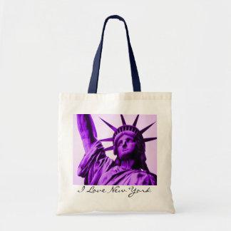 Estatua de la libertad Nueva York Bolsas