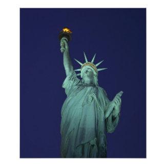 Estatua de la libertad, Nueva York, los E.E.U.U. 6 Cojinete