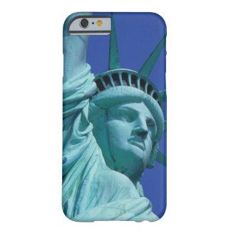 Estatua de la libertad, Nueva York, los E.E.U.U. 8 Funda De iPhone 6 Barely There