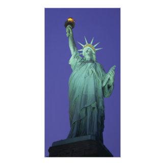 Estatua de la libertad, Nueva York, los E.E.U.U. Arte Fotográfico