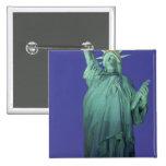 Estatua de la libertad, Nueva York, los E.E.U.U. Pin