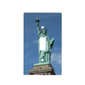 Estatua de la libertad, Nueva York Tapa Para Interruptor