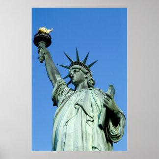 Estatua de la libertad, NYC Poster