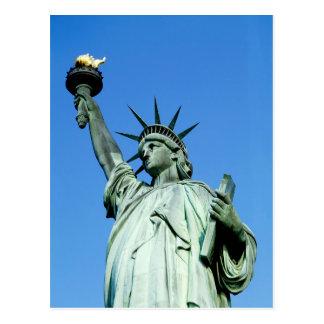 Estatua de la libertad, NYC Postales