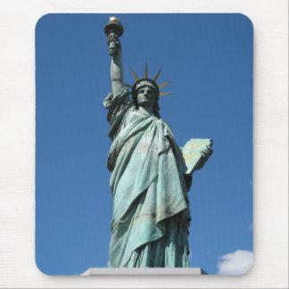 Estatua de la libertad, Odaiba, Tokio, Japón Mouse Pads
