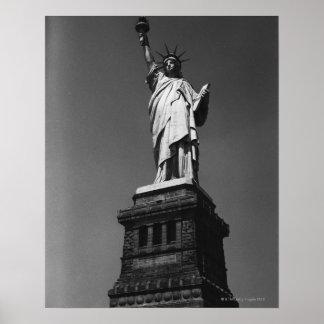 Estatua de la libertad poster