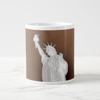 Estatua de la libertad taza grande