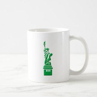 Estatua de libertad statue liberty taza