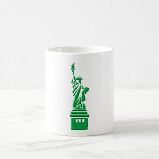 Estatua de libertad statue liberty tazas