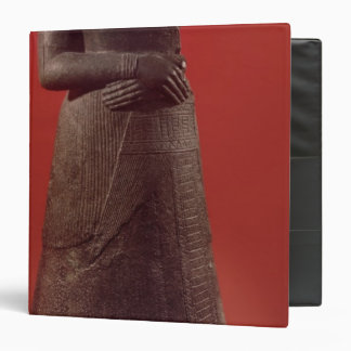 Estatua de Napirasu, esposa del rey de Elamite