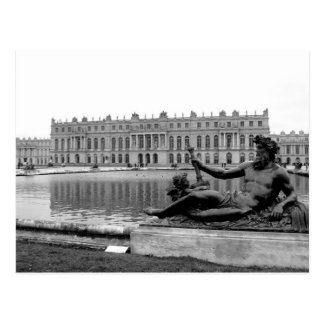 Estatua de Neptuno en Versalles Postales