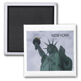 Estatua de New York City de la libertad (St.K) Iman De Nevera