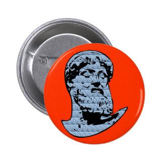 Estatua de Poseidon Pin