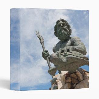 "Estatua de rey Neptuno Virginia Beach Carpeta 1"""