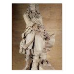 Estatua de Sebastien Le Prestre de Vauban 1785 Postales