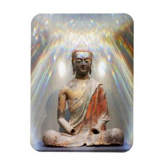 Estatua de Siddhartha Gautama Imanes Rectangulares