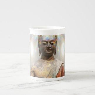 Estatua de Siddhartha Gautama Taza De Té