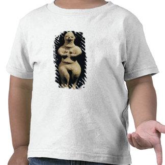 Estatua de una diosa, 6to milenio A.C. Camisetas