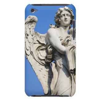 Estatua del ángel, Ponte Sant'Angelo, Roma, Italia iPod Touch Carcasa