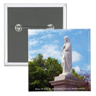 Estatua del botón de Maria