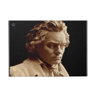 Estatua del busto de Beethoven iPad Mini Cárcasa
