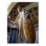 estatua del capitolio del EL Postales