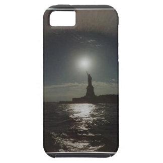 ESTATUA DEL CASO DE LA LIBERTAD IPHONE5 iPhone 5 CARCASAS