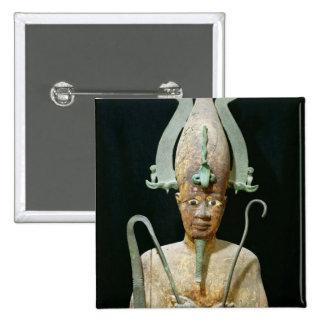 Estatua del culto de Osiris Pin Cuadrado