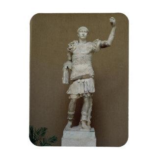 Estatua del emperador Trajan (ANUNCIO 53-117) (már Imanes Flexibles